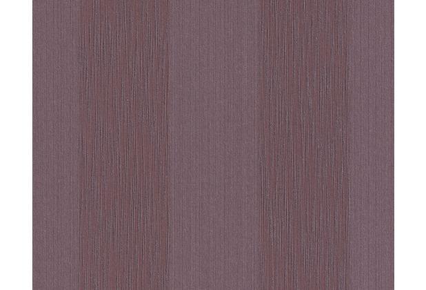 Architects Paper Streifentapete Tessuto, Textiltapete, pastellviolett, purpurviolett 956601 10,05 m x 0,53 m