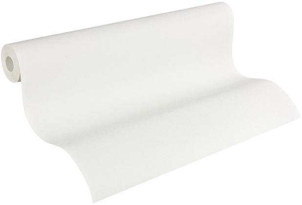 Architects Paper Vliestapete Meistervlies Strukturtapete überstreichbar weiß 953216 10,05 m x 0,70 m