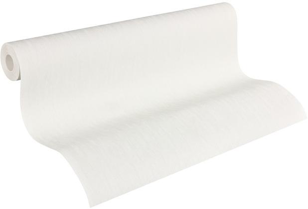 Architects Paper Vliestapete Meistervlies Strukturtapete überstreichbar weiß 953414 10,05 m x 0,70 m