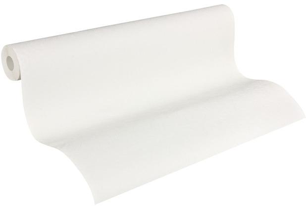 Architects Paper Vliestapete Meistervlies Strukturtapete überstreichbar weiß 953711 10,05 m x 0,70 m