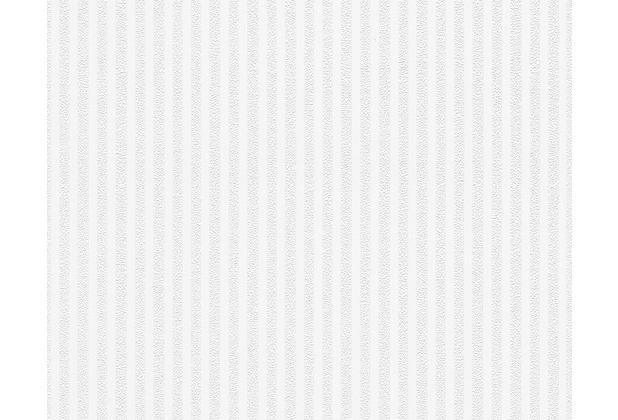 Architects Paper überstreichbare Vliestapete Pigment Classic, weiß 952151 10,05 m x 0,53 m