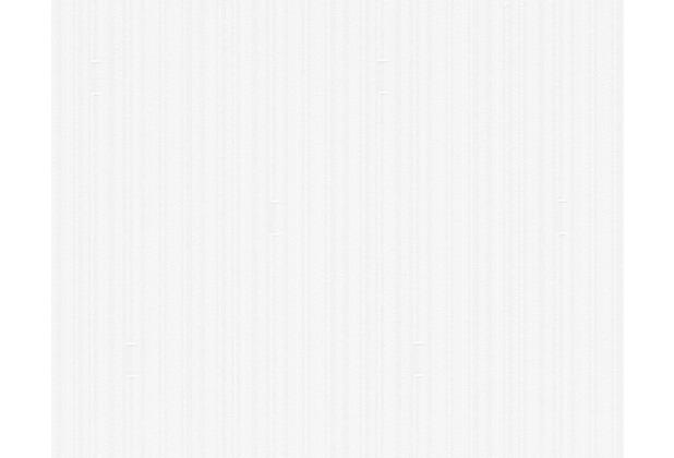 Architects Paper überstreichbare Vliestapete Pigment Classic, weiß 952813 10,05 m x 0,53 m