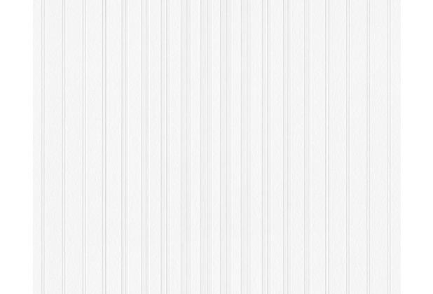 Architects Paper überstreichbare Vliestapete Pigment Classic, weiß 921413 10,05 m x 0,53 m