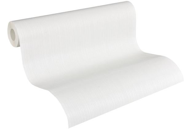 Architects Paper Vliestapete Meistervlies Strukturtapete überstreichbar weiß 927514 10,05 m x 0,53 m