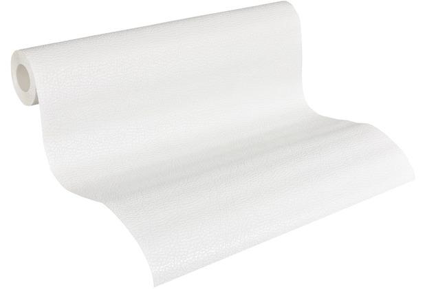 Architects Paper Vliestapete Meistervlies Strukturtapete überstreichbar weiß 928818 10,05 m x 0,53 m