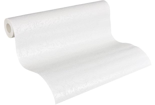 Architects Paper Vliestapete Meistervlies Strukturtapete überstreichbar weiß 929518 10,05 m x 0,53 m