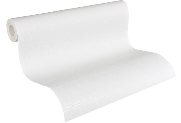 Architects Paper Vliestapete Meistervlies Strukturtapete überstreichbar weiß 932310 10,05 m x 0,53 m