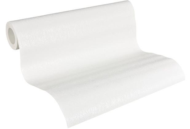 Architects Paper Vliestapete Meistervlies Strukturtapete überstreichbar weiß 952491 10,05 m x 0,53 m