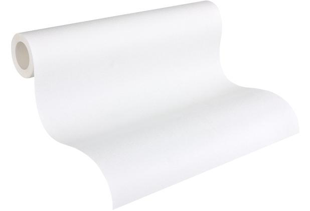 Architects Paper Vliestapete Meistervlies Strukturtapete überstreichbar weiß 961310 10,05 m x 0,53 m