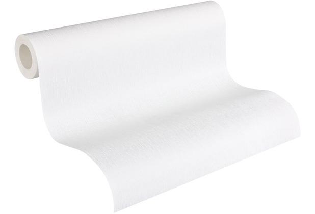 Architects Paper Vliestapete Meistervlies Strukturtapete überstreichbar weiß 963413 10,05 m x 0,53 m