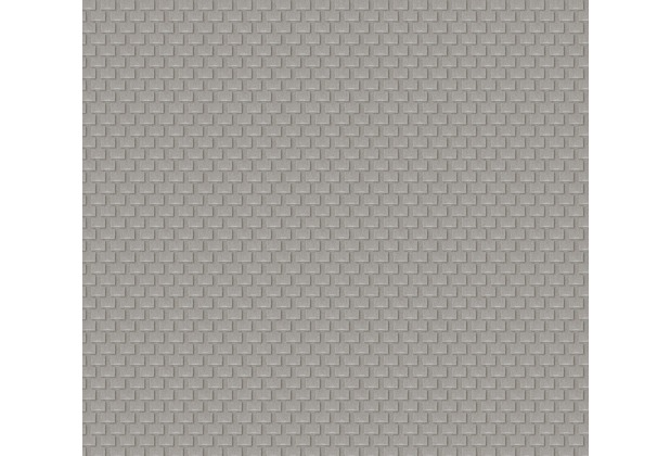 Architects Paper Uni-, Strukturtapete Luxury wallpaper Tapete grau metallic 319083 10,05 m x 0,53 m