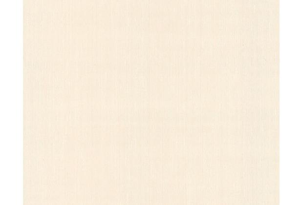 Architects Paper Unitapete Haute Couture 2, Textiltapete, creme, weiß 266316 10,05 m x 0,53 m