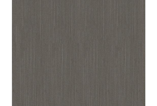 Architects Paper Unitapete Haute Couture 2, Textiltapete, grau 266347 10,05 m x 0,53 m