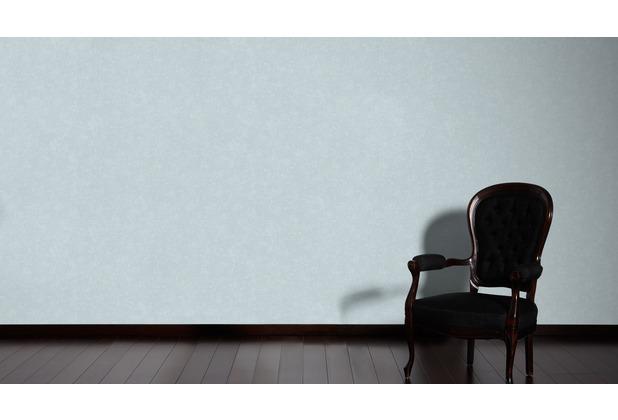 Architects Paper Unitapete Luxury Classics Vliestapete blau metallic 10,05 m x 0,53 m