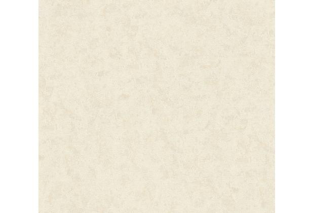 Architects Paper Unitapete Luxury Classics Vliestapete creme grau metallic 343736 10,05 m x 0,53 m