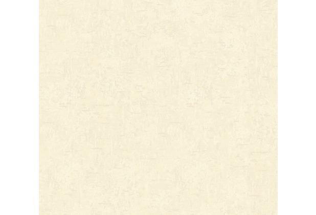 Architects Paper Unitapete Luxury Classics Vliestapete creme metallic 343762 10,05 m x 0,53 m