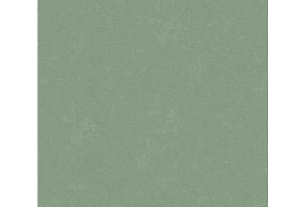 Architects Paper Unitapete Luxury Classics Vliestapete grün metallic 347783 10,05 m x 0,53 m