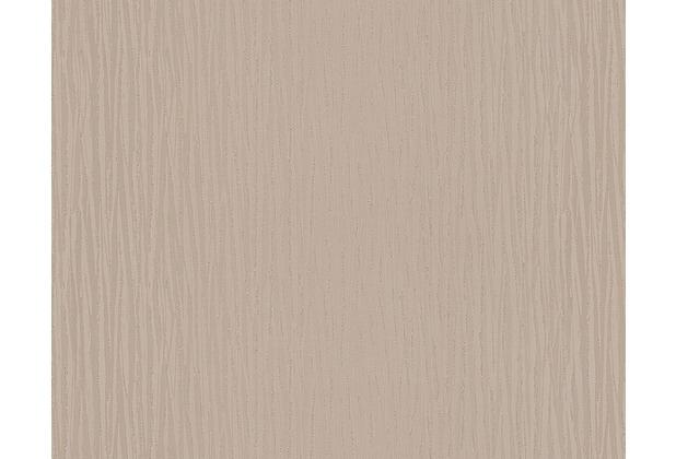 Architects Paper Unitapete Luxury wallpaper Tapete braun metallic 304306 10,05 m x 0,53 m
