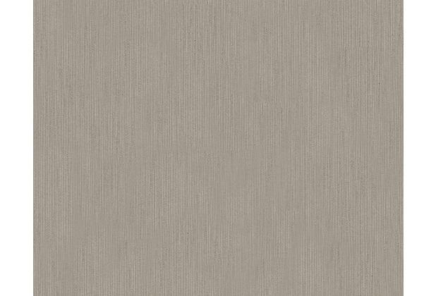 Architects Paper Unitapete Metallic Silk Textiltapete beige 306837 10,05 m x 0,53 m
