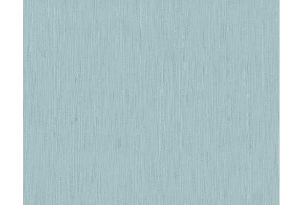 Architects Paper Unitapete Metallic Silk Textiltapete blau grün 306831 10,05 m x 0,53 m