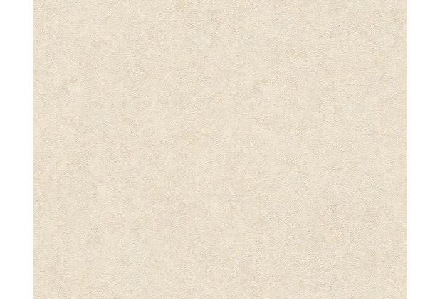 Architects Paper Unitapete Nobile, Tapete, creme, metallic 959414 10,05 m x 0,70 m