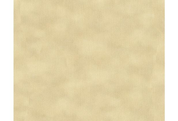 Architects Paper Unitapete Nobile, Tapete, gelb, metallic 958935 10,05 m x 0,70 m