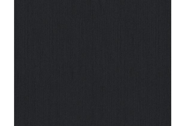 Architects Paper Unitapete Tessuto 2, Textiltapete, schwarz 968531