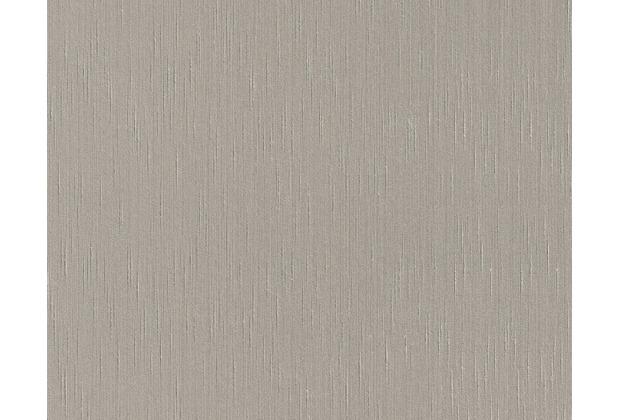 Architects Paper Unitapete Tessuto, Textiltapete, graubeige 965172 10,05 m x 0,53 m