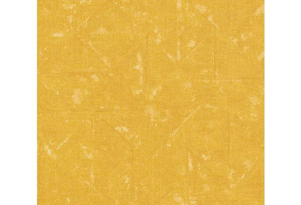Architects Paper Vliestapete Absolutely Chic Tapete im Ethno Look gelb 369744 10,05 m x 0,53 m