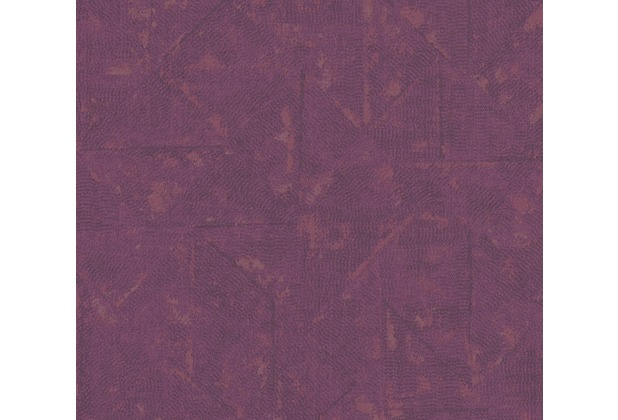 Architects Paper Vliestapete Absolutely Chic Tapete im Ethno Look lila 369741 10,05 m x 0,53 m