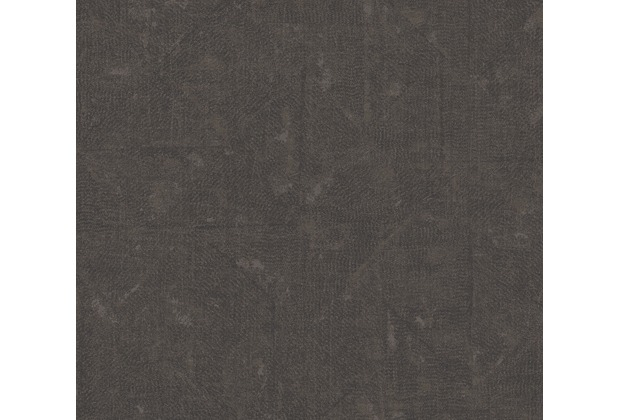 Architects Paper Vliestapete Absolutely Chic Tapete im Ethno Look metallic schwarz braun 369742 10,05 m x 0,53 m