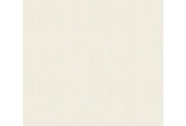 Architects Paper Vliestapete Absolutely Chic Tapete in Textil Optik grau beige 369764 10,05 m x 0,53 m