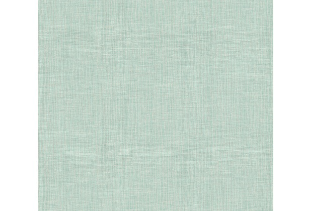 Architects Paper Vliestapete Absolutely Chic Tapete in Textil Optik metallic blau grün 369769 10,05 m x 0,53 m