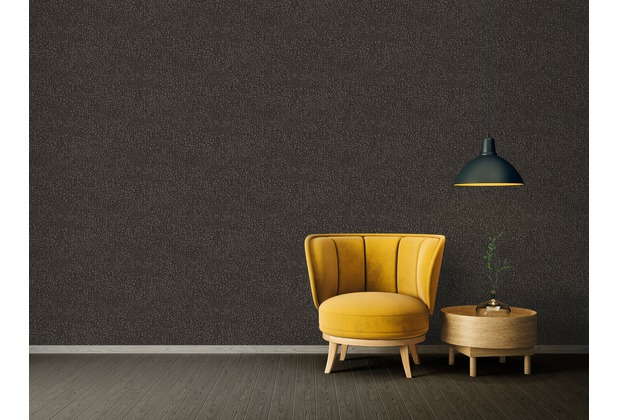 Architects Paper Vliestapete Absolutely Chic Tapete mit Animal Print metallic schwarz 369702 10,05 m x 0,53 m