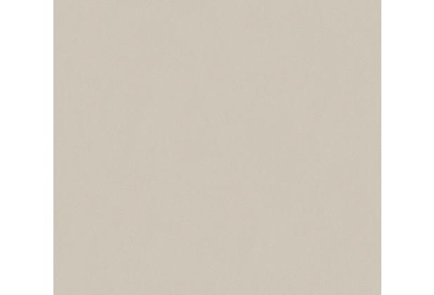 Architects Paper Vliestapete Alpha Tapete Uni beige 333728 10,05 m x 0,53 m