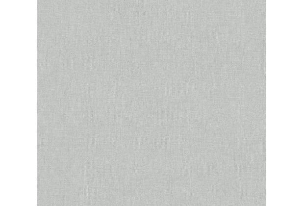 Architects Paper Vliestapete Alpha Tapete Uni grau 333746 10,05 m x 0,53 m