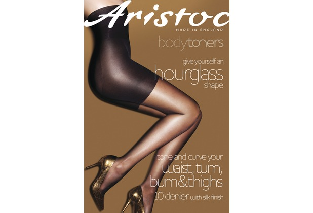 Aristoc Bodytoners Hourglass Toner Tights Nude - SM