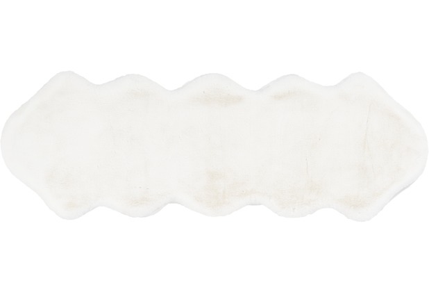 Arte Espina Rabbit Double Sheepskin 300 Weiß 60 x 180 cm