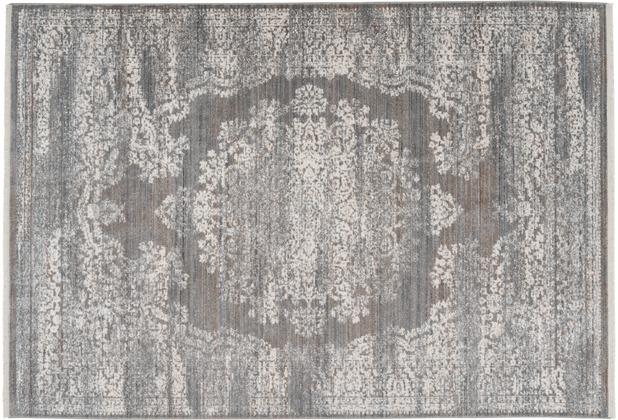 Arte Espina Teppich Baroque 1200 Beige / Braun 120 x 170 cm