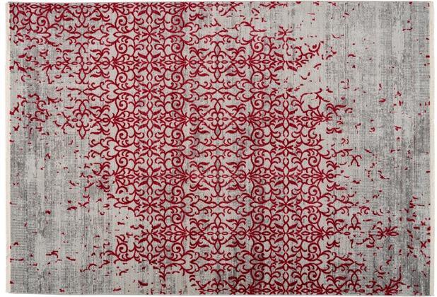 Arte Espina Teppich Baroque 200 Rot 120 x 170 cm