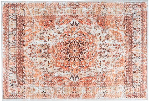 Arte Espina Teppich Galaxy 1000 Orange / Beige 120 x 180 cm