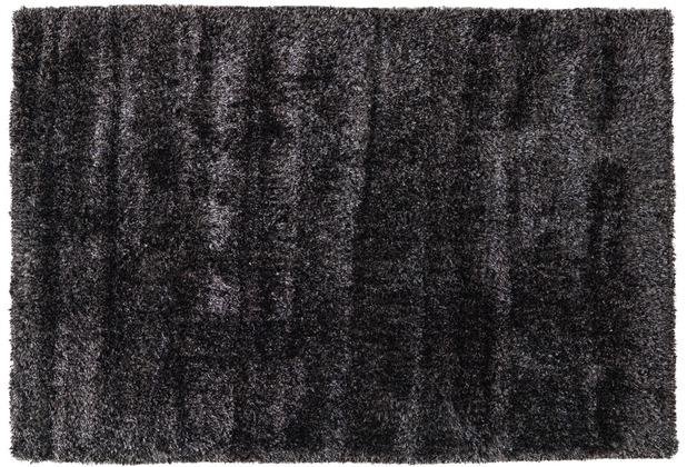 Arte Espina Teppich Grace Shaggy Anthrazit 120 x 170 cm