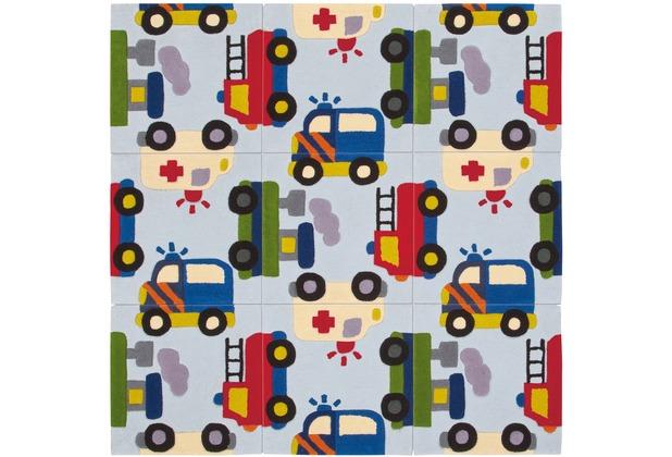 Arte Espina Kinderteppich Joy 4109 Multi 150 x 150 (9 Teile)