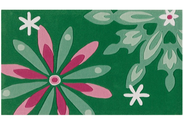 Arte Espina Teppich Joy 4185 Grün 90 x 150 cm