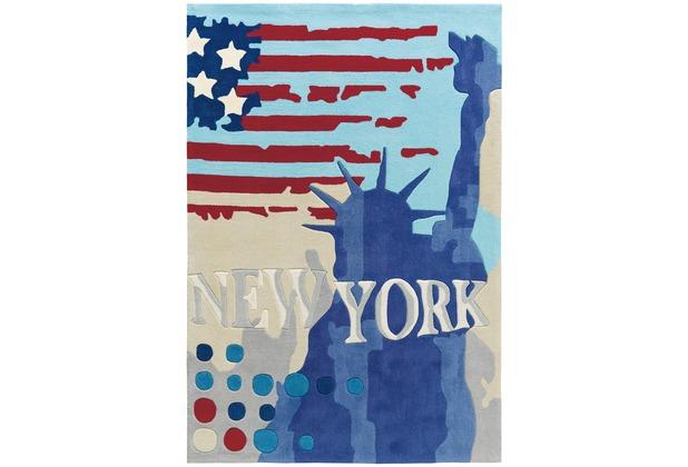Arte Espina Teppich Joy 4202 Tricolore 170 x 240 cm