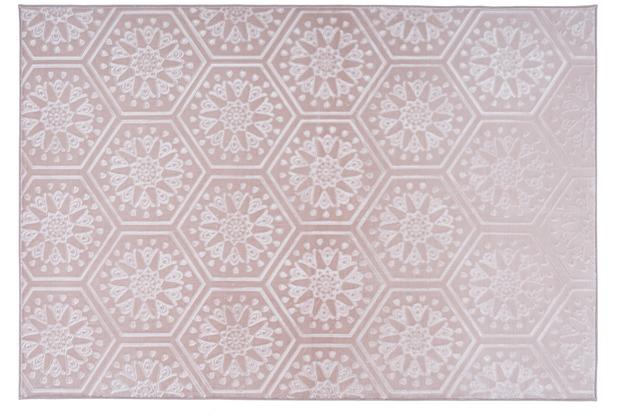 Arte Espina Teppich Monroe 200 Rosa 120 x 170 cm