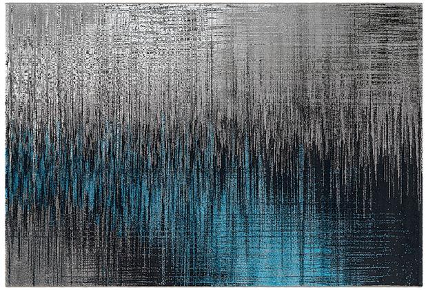 Arte Espina Teppich Move 4453 Grau-Blau 120 x 170 cm
