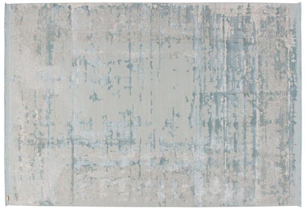 Arte Espina Teppich Queen 100 Hellblau 120 x 170 cm