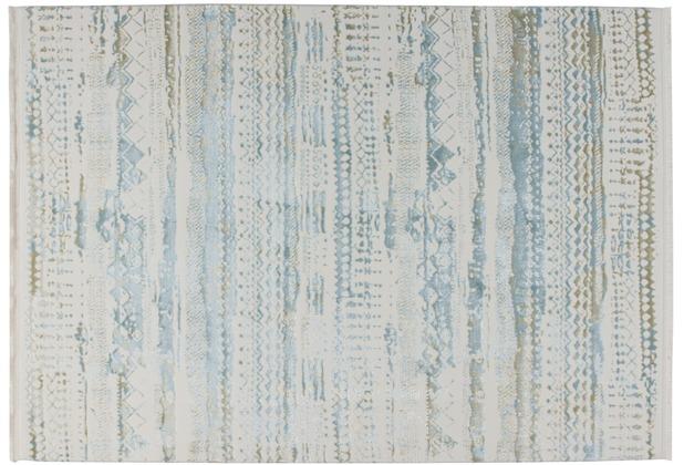 Arte Espina Teppich Queen 200 Hellblau 120 x 170 cm