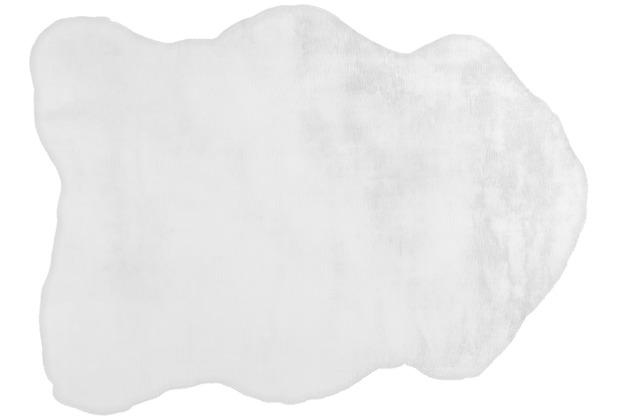 Arte Espina Teppich Rabbit Sheepskin 200 weiß 60 x 90 cm